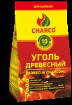 УГОЛЬ ДРЕВЕСНЫЙ 10 КГ CHARCO ЧАРКО