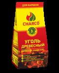 УГОЛЬ ДРЕВЕСНЫЙ 3 КГ CHARCO ЧАРКО АРТИКУЛ 101304000