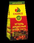 УГОЛЬ ДРЕВЕСНЫЙ 45 Л CHARCO ЧАРКО