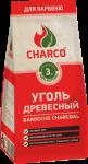 УГОЛЬ ДРЕВЕСНЫЙ 3 КГ CHARCO ЧАРКО